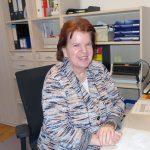 Medizinische Fachangestellte Heike Zimmermann