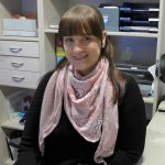 Medizinische Fachangestellte Nadine Bick